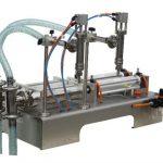 Halvautomatisk honningpåfyldningsmaskine Høj påfyldningsnøjagtighed