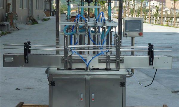 Automatisk peanut Paste påfyldningsmaskine