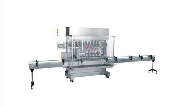 Professionel fabrikant automatisk flydende sæbepåfyldningsmaskine
