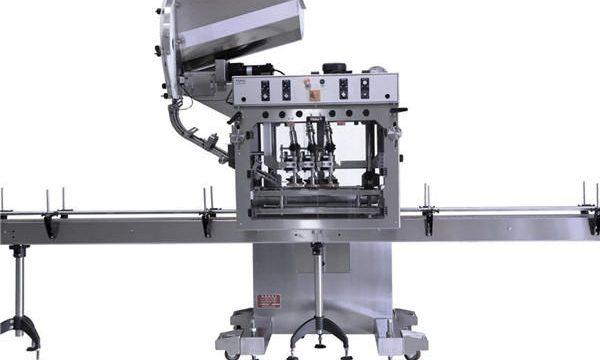 Producent af automatisk flaskekappemaskine