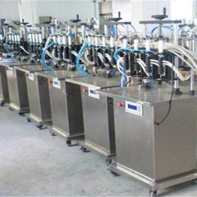Automatisk flaskepåfyldningsmaskine til parfume