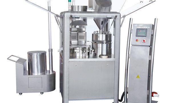Automatisk kapselpåfyldningsmaskine Kapselpåfyldningsmaskine til at udfylde pulver