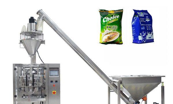 Automatisk tør kemisk pulverpåfyldningsmaskine til lille flaske og kæledyrsflaske