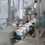 Automatisk Ice Cream Cup-fyldningstætningsmaskine