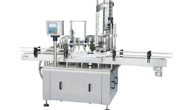 Automatisk drejestempelfyldemaskine