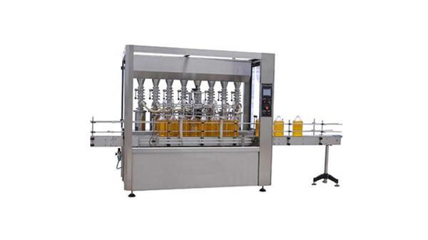 Fuldautomatisk smøremiddelolie 5L flaskefyldemaskine