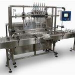 Automatisk fyldemaskine med flydende sæbe