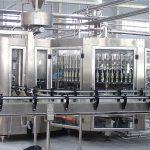 Automatisk 250 ml Shampoo-glasflaskeudfyldningsmaskineudstyr