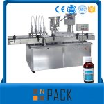 Kina Konkurrencedygtig pris Vacuum Liquid Filling Machine