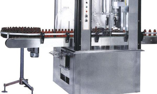 Højhastighedsflaskekapselkapselpåfyldningsmaskine
