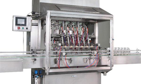 Sina Ekato egen komplet bilmotor Olieudfyldningsproduktionslinie, oliepåfyldningsmaskine
