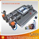 Kina Produkter Priser Leverandør af lille flaske flydende fyldemaskine