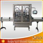 Automatisk olivenolie og creme og flydende påfyldningsmaskine