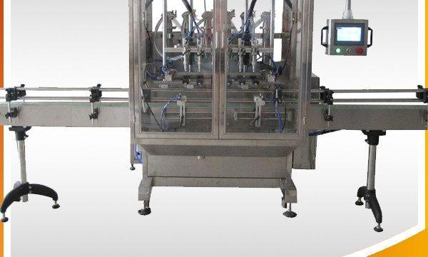 Automatisk overløbsmasse med væskefylde