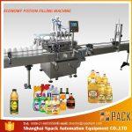 1L-4L Påfyldningsmaskine til smøreolie