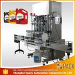500 ml-2L automatisk flydende vaskemiddelpåfyldningsmaskine / vaskemiddel til opvaskemiddel