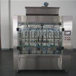 Automatisk 12 hoveder flydende påfyldningsmaskine med atmosfærisk tryk