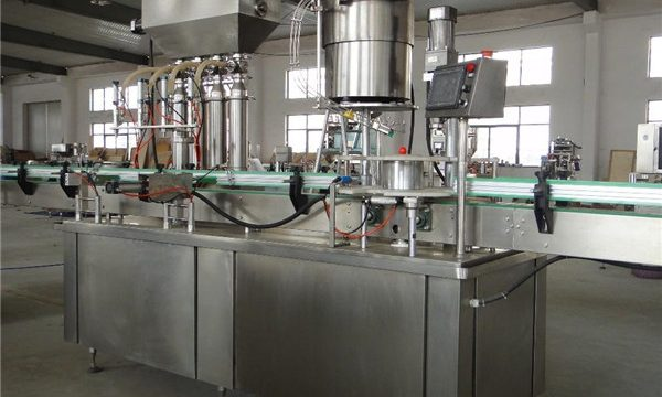 Konkurrencedygtig producent High Tech Coconut Oil Filling Machine