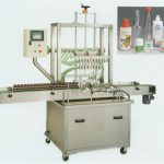 Kina Topkvalitet Gravity Type Liquid Filling Machine