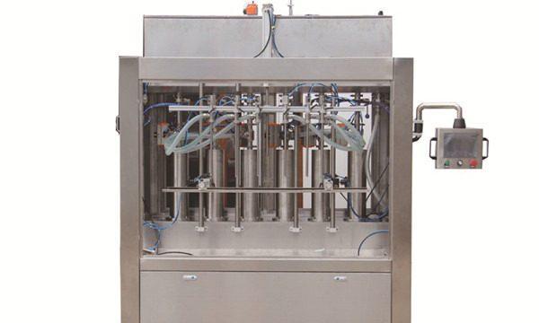 Opvaskemiddel Flydende påfyldningsmaskine
