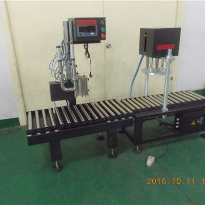 tromlepåfyldningsmaskine til smøremidler olie / 200L tromle