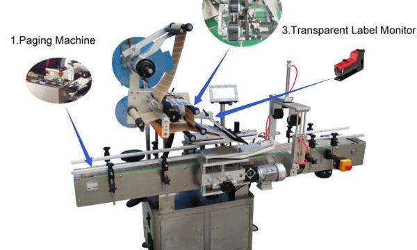 Lavere pris, ampulmærkningsmaskine af høj kvalitet