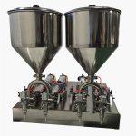 Holdbar semi-auto cremeudfyldningsmaskine
