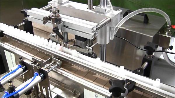 Højhastighedsautomatisk e-væske-fyldemaskine