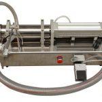 Halvautomatisk maskine med fyldig honningfyldning med høj viskositet