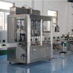 Engros automatisk frugt syltetøj fyldemaskine