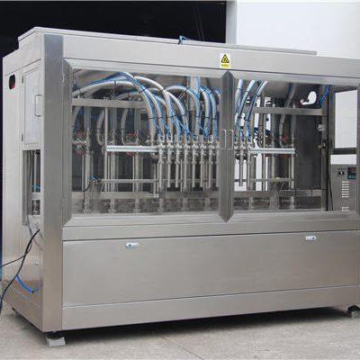 Fuldautomat honningpåfyldningsmaskine på flasker