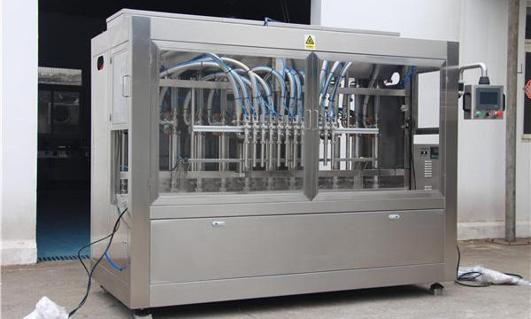 Fuldautomat Honey Filling Machine In Flasker