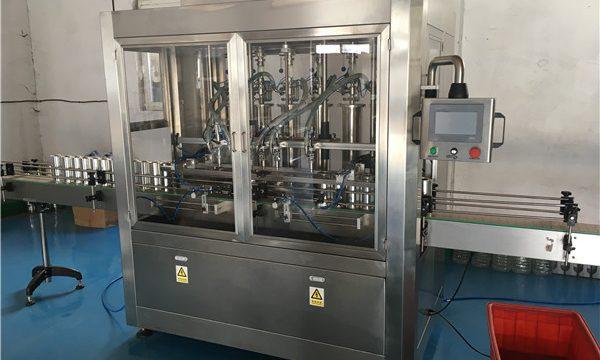 Påfyldningsmaskine til glasflaske