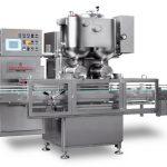 Dobbelthoveder Semi-Automaic Frugt Jam Fyldningsmaskine