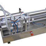 Lav pris manuel stempel flydende påfyldningsmaskine