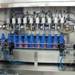 Automatisk påfyldning og afdækning af olivenolie
