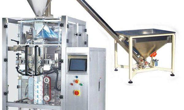 Vaskemiddel pulver påfyldningsmaskine