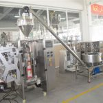 Løftning af pulver og automatisk pulverposefyldningsmaskine