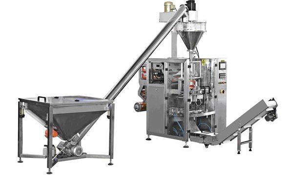 Automatisk flasketype Spiral-fodringspulverpåfyldningsmaskine