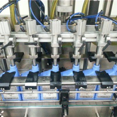 6-trins automatisk motoroliepåfyldningsmaskine