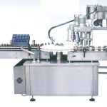 Tomat sauc Rotary Filling Capping Machine