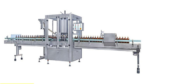 Helt automatisk Ropp Cap Capping Machine
