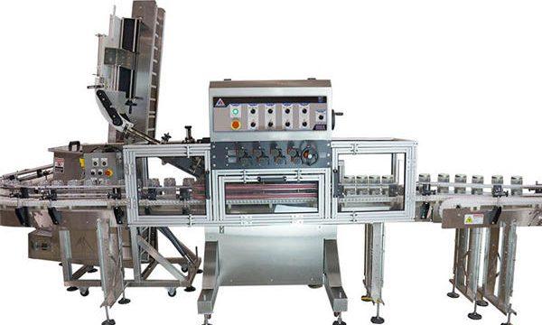 Pneumatisk pumpe Automatisk varm saucefyldningsmaskine