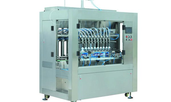 Fuldautomatisk peber sauce-fyldemaskine
