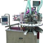 Automatisk kosmetisk salve / creme-påfyldningsmaskine