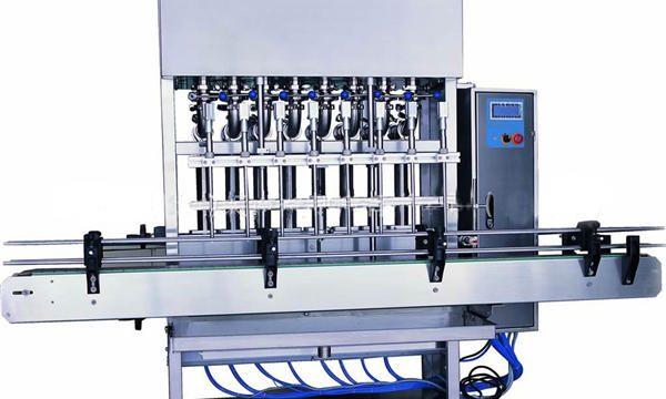 Rustfri stål flydende sæbepåfyldningsmaskine