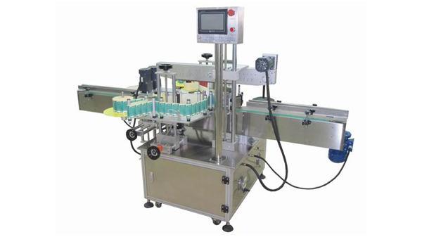 Fabrikspris Automatisk 5 gallon skovle etiketteringsmaskine