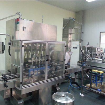 Fuld automatisk fyldemaskine til olie