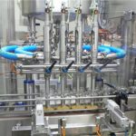 Højeffektiv automatisk tomatpasta-fyldemaskine