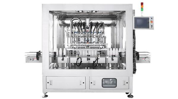 Stempel flydende fyldemaskine